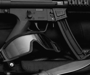 gun and knife image