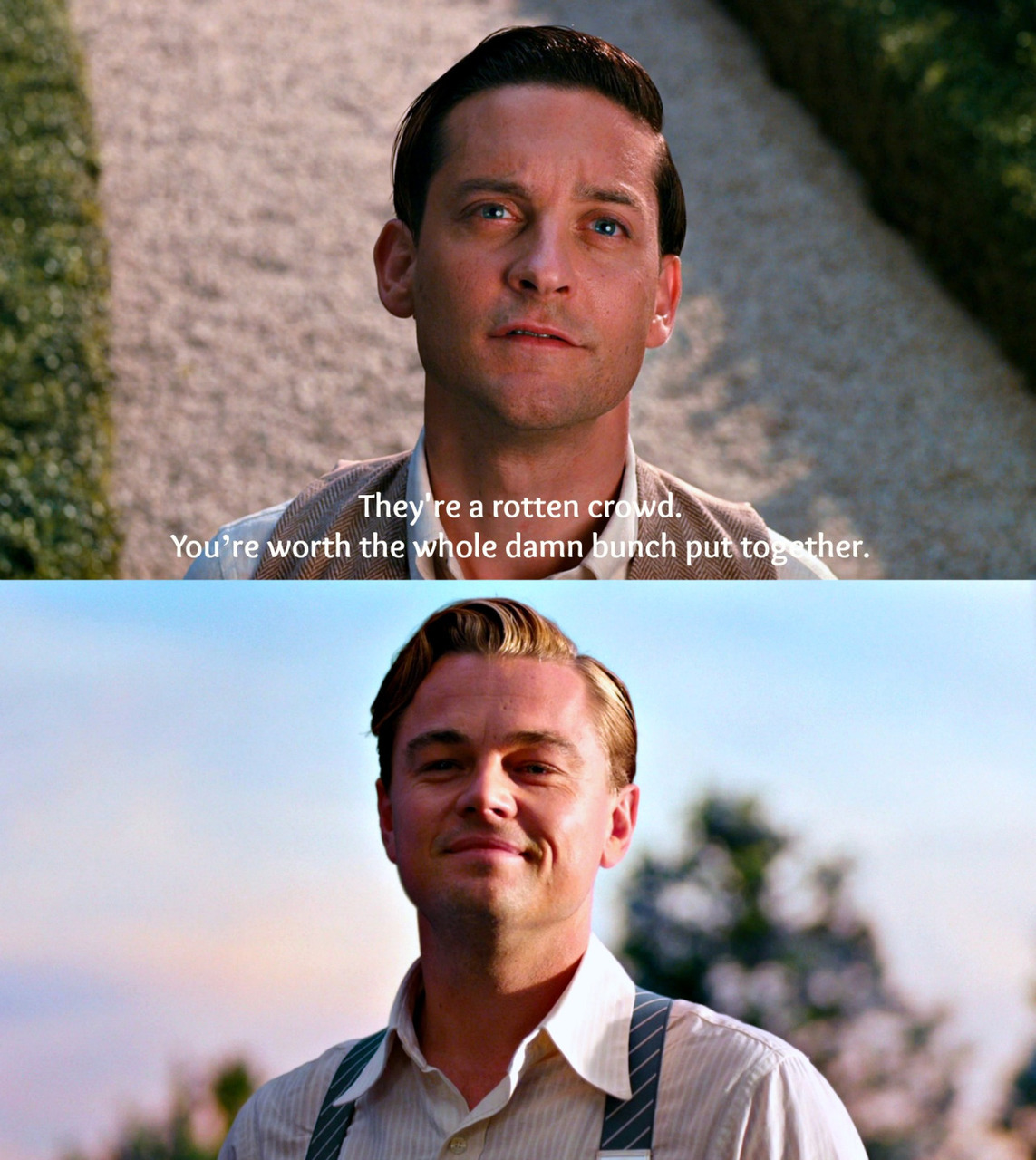 59 images about 💎oh.gatsby🌹 on We Heart It | See more about the great  gatsby, leonardo dicaprio and gatsby