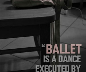 ballet, dance, and soul image