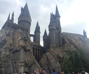 harry potter, orlando, and hogwarts image