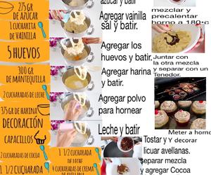 amor, chocolate, and cocina image