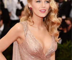actress, makeup, and blake lively image