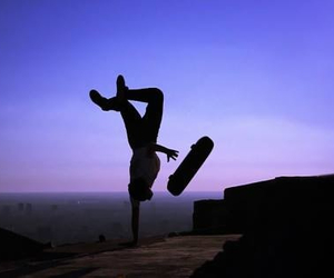 life, skateboard, and best thing in life image
