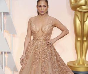 oscar, Jennifer Lopez, and dress image