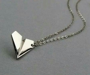 necklace, airplane, and Harry Styles image