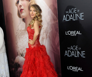 blake lively, beautiful, and red carpet image