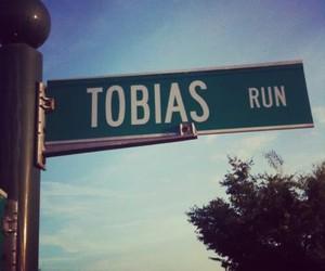 divergent, tobias, and four image