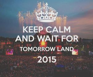 2015, new year, and tomorrow land image