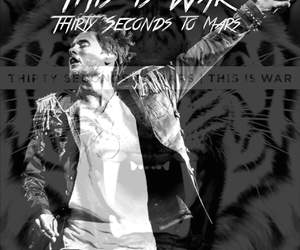 2009, 30 seconds to mars, and album image