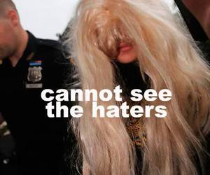 haters, amanda bynes, and lol image
