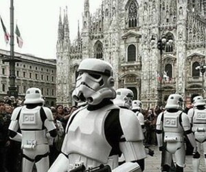 force, italy, and milan image