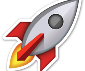 cool, png, and rocket image
