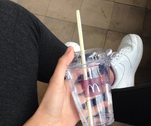 McDonalds, tumblr, and grunge image