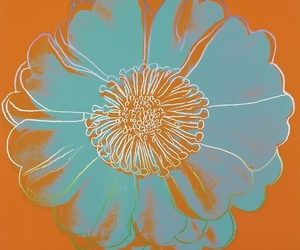 flower and popart image