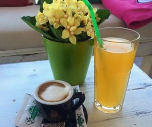 caffe, espresso, and juice image