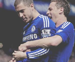 Chelsea FC, football, and champions image