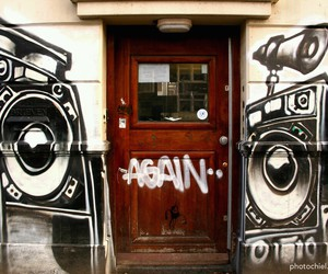 art, cool, and graffiti image