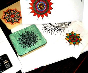 dessin, style, and bohemian life image