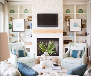 cosy, fireplace, and home image
