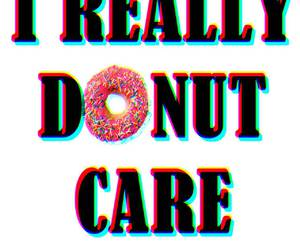 donut and care image