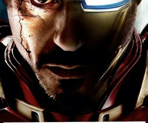 iron man, tony stark, and love image