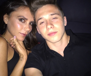 victoria beckham and brooklyn beckham image