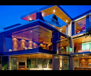 Dream, dream house, and luxury image