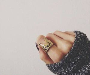 ring, cat, and accessories image