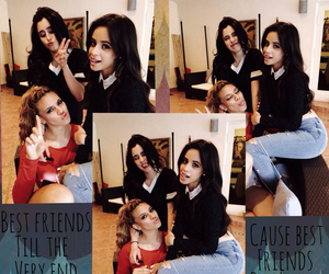 camila, lauren, and dinah image