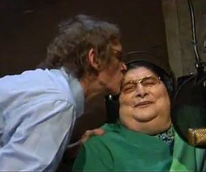 luis alberto spinetta and mercedes sosa image
