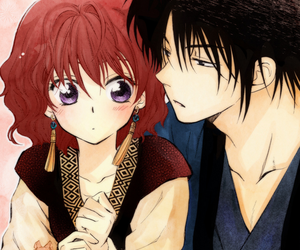 yona and hak and akatsuki no yona image