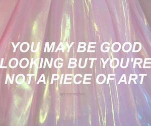 art, marina and the diamonds, and quote image