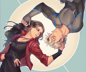 quicksilver and scarlet witch image