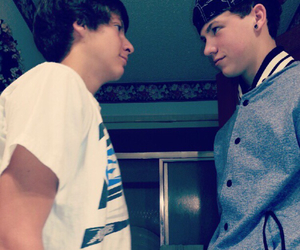 fetus, sassy, and stare down image
