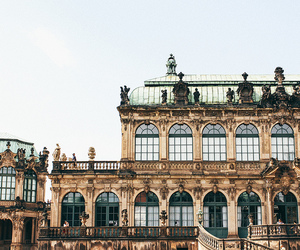 architecture, city, and vintage image