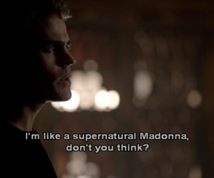funny, text, and paul wesley image