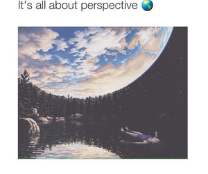 perspective, world, and earth image