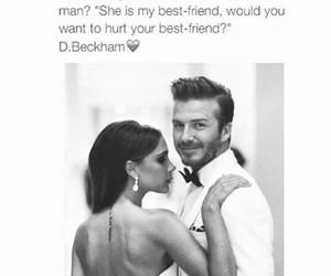 love and David Beckham image