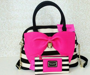 betsey johnson and pink image