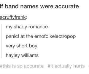 bands, fall out boy, and panic! at the disco image