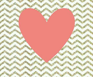 wallpaper, heart, and background image