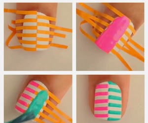 nails and tutorial image