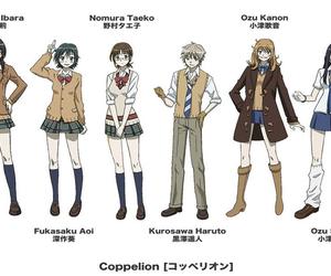 ibara naruse, fukasaku aoi, and ozu shion image