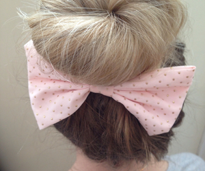 beauty, bow, and goals image