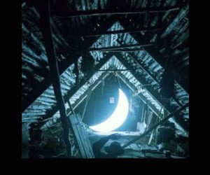 beautiful, crazy, and moonlight image
