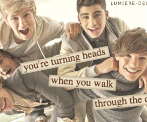 beautiful, boys, and typography image
