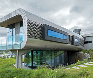 architecture, house, and iceland image