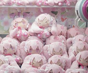 kawaii, pink, and vocaloid image