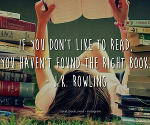 jk rowling and book image