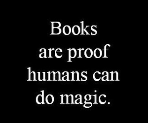 book and magic image